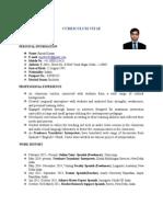 Resume RajeshKumar