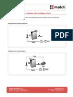 Configuraciones Del Terminal RFID Suprema Xpass