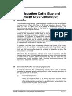 JKR Elektrik-saiz Cable