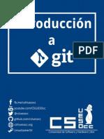 Introducción a GIT