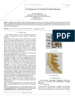 Rule Extraction in Diagnosis of Vertebral Column Disease