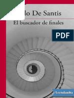 El Buscador de Finales - Pablo de Santis