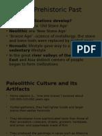Ch. 1. Prehistoric Past