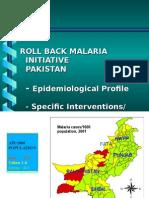Malaria Pakistan