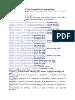 LEGE Nr 32 Din 2000 Actualizata 2014
