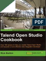 Talend Cookbook Review
