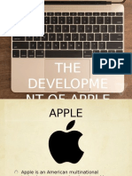 apple presentation computer