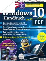 Windows 10 Handbuch (2015)