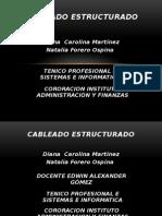 CABLEADO ESTRUCTURADO REDES