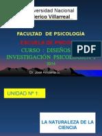 Unfv 2014 - Diseño de in Psi - u 1- u2