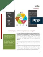 DigitalSigma- Tranforming the Enterprises