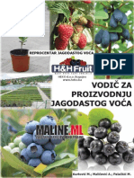 Vodič Za Proizvodnju Jagodastog Voća - Prof. Dr Mirsad Kurtović, Adnan Maličević Dipl. Ing. Agr