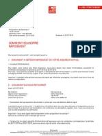 Proposition de Contrat DA