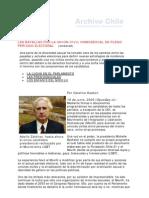 LAS BATALLAS POR LA UNION CIVIL HOMOSEXUAL EN PLENO PERIODO ELECTORAL - 2009 - Chile