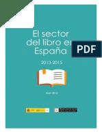 Sector Libro Abril 2015