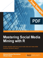 Mastering Social Media Mining with R - Sample Chapter