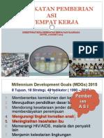 Asi Tempat Kerja - Pelatihan 2015