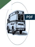 Caketop Ambulance