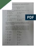 npc question paper