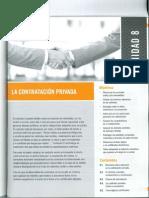 La contratación privada (Gestión de la documentación jurídica y empresarial)