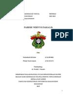 Parese Nervus Fasialis 2015