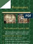 The Renaissance Lecture Notes2b