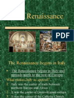 The Renaissance Lecture Notes2b