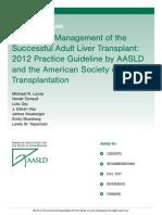 AASLD Guidelines