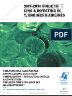 2009-2010 Guide to Financing and Investing in Aircraft, Engines and Airlines