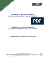 Livro 12 Recursos de Multas de Transito Modelos