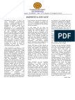 Boletin El Abrazo Nro.8 - 24.08.2014
