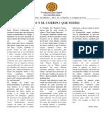 Boletin El Abrazo Nro. 7 - 17.08.2014