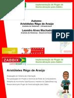 Plugin Geolocalizacao Zabbix