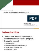 5 Control Flow