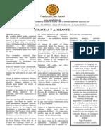 Boletín El Abrazo Nro. 47 del 19.07.2015
