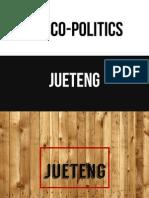 Narcopolitics/Jueteng