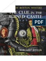 Judy Bolton #26 The Clue in the Ruined Castle