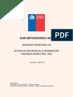 Guia Metodologica 2015