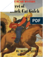 Connie Blair #4 The Secret of Black Cat Gulch