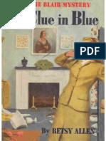 Connie Blair #1 The Clue in Blue