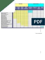 BI Capabilities Matrix July 2014v2