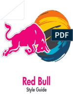 Red Bull Style Guide