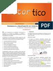 Desbalance y Desalinemiento en Motores Electricos