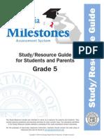 grade 5 study guide