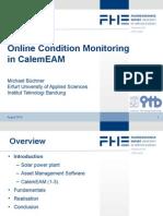 Michael Buechner Ocm Module in Calem Eam Presentation August 2010