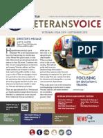 Veterans Voice September 2015
