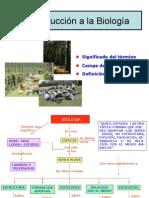 Introducción a La Biología 1
