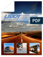 UDOT 2015-2040 Long Range Transportation Plan