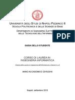 Guida Studente 2015 16 l Iinf_guida