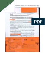 Dopis poslan u Bruxelles 31. kolovoza 2015 i povratnica – Official letter sent to Brussels on Aug. 31, and Avis de Réception